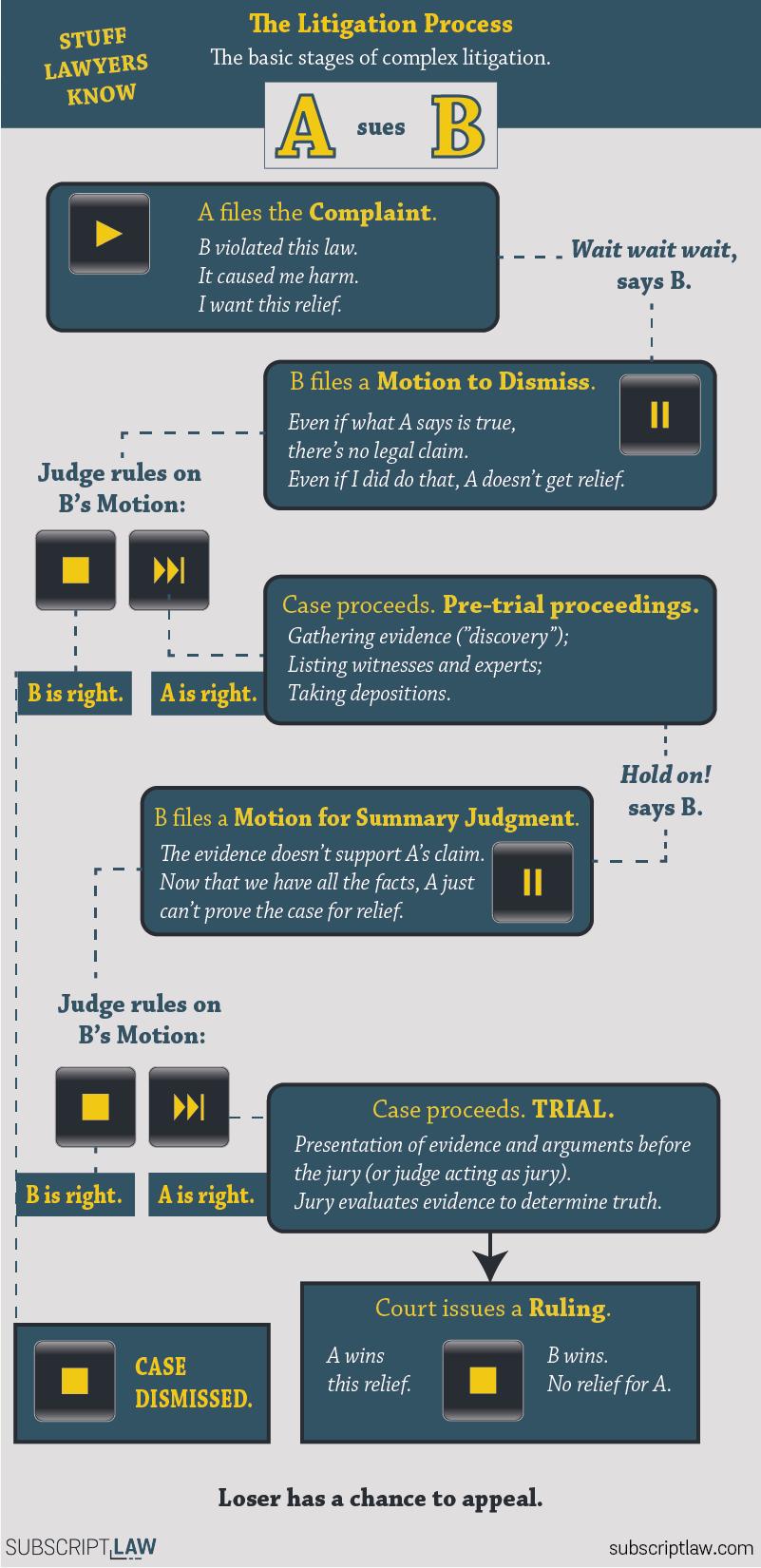 LitigationProcess